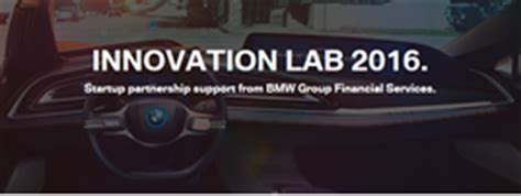 Bmw Financial Services Address by Disruptive Ideas Chosen By Bmw Financial Services To