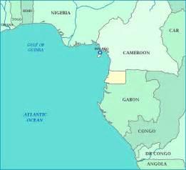Equatorial Guinea map, Map of Equatorial Guinea, Malabo, Cameroon ... Equatorial Guinea