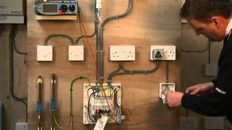 Wiring Ring Main Electrical Circuit