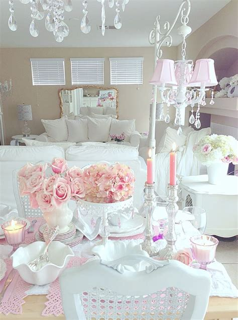 shabby chic room inspiration 37 enchanted shabby chic living room designs digsdigs