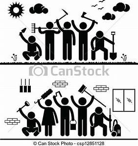 Ilustraciones de Vectores de esfuerzo, Humanidad ...