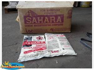 Sahara cement waterproofing compound kee soon