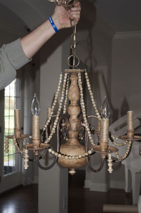hometalk diy brass chandelier makeover on the cheap