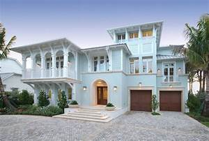 Paradise at the Pier - Beach Style - Exterior - miami - by