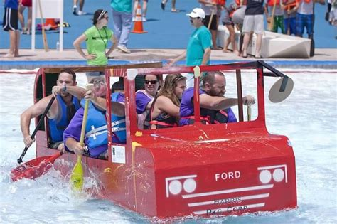 Avon Cardboard Boat Regatta by 20 Best Cardboard Boat Regatta Ideas Images On