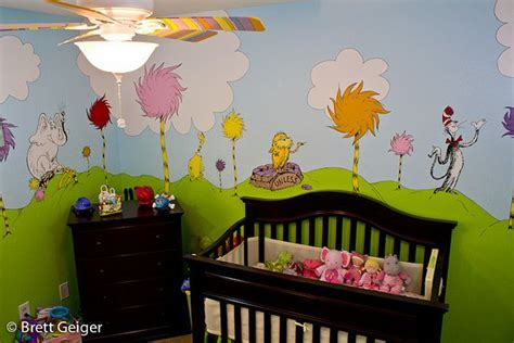 dr seuss nursery baby stuff