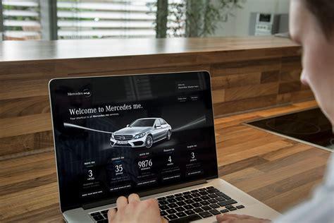 daimler launches revolutionary mercedes  service brand