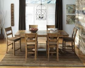 casual dining room sets buy krinden casual dining room set by signature design from mmfurniture com