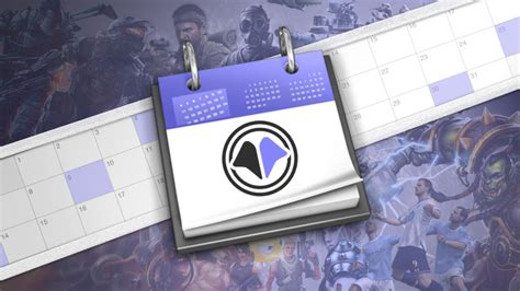 calendrier sorties jeux video video game release