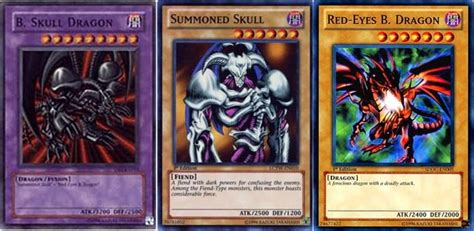 Summoned Skull Deck Build by Yugioh B Skull Summoned Skull B 3