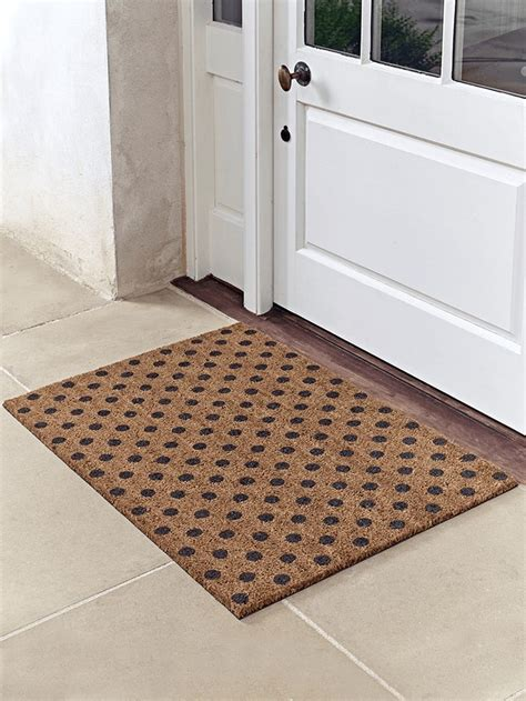oversized doormat new dotty doormat large home home goods decor