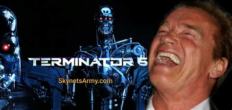 Terminator 6  Skynet's Army  Terminator Fans United