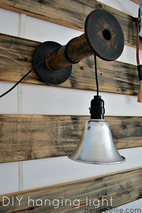 diy light light made from a funnel