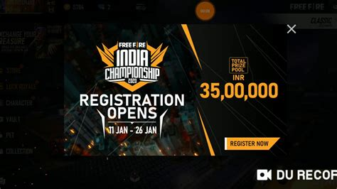 Free fire redeem code has a 12 digit unique code that contains alphabets and numbers. GARENA FREE FIRE INDIAN CHAMPIONSHIP 2020 REGISTRATION ...
