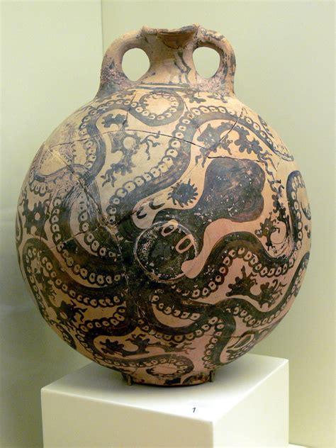minoan art boundless art history