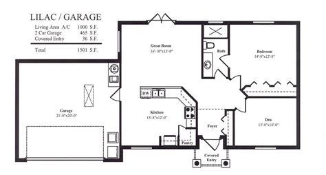 garage floor plan future work garage guest house plans