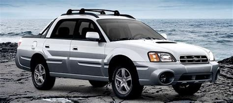 Subaru With Bed by Subaru Baja Let S Tack A Bed Onto The Back Of A 4