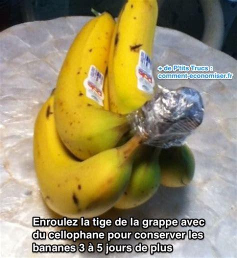 l astuce secr 232 te pour conserver les bananes fra 238 ches plus longtemps