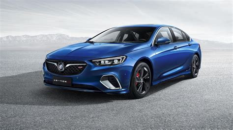 2019 Buick Regal Gs Coupe Redesign  Car 2018 2019