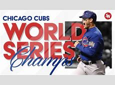World Series 2016 CubsIndians epic Game 7 lives up to