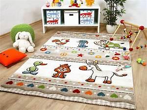 Teppich Für Kinder : kinder teppich savona kids farm tiere bunt teppiche kinder ~ A.2002-acura-tl-radio.info Haus und Dekorationen