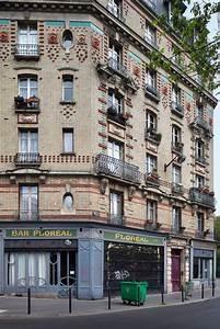Avenue De La Brique : re visitez paris travers ces dix fa ades d immeubles ~ Melissatoandfro.com Idées de Décoration
