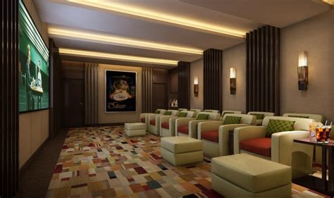 home theatre interiors home theater room cozy home theater design ideas