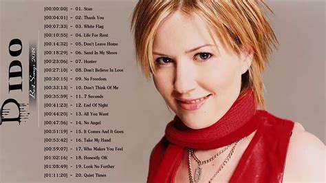 Dido Greatest Hits Full Album 2018 || The Best Of Dido