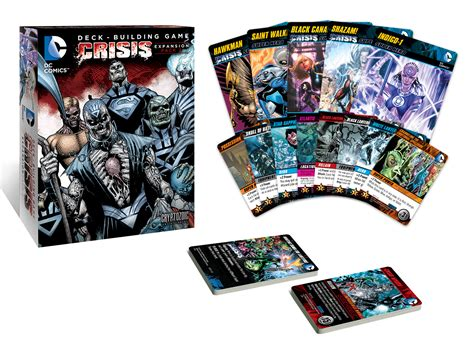black lanterns come to dc deck building in new expansion