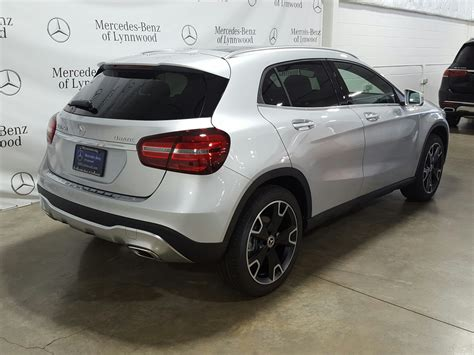 Which one will you choose for this speedy coupe? New 2020 Mercedes-Benz GLA GLA 250 4MATIC® SUV in Lynnwood ...