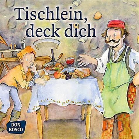 Tischlein, Deck Dich Minibilderbuch Buch Weltbildch