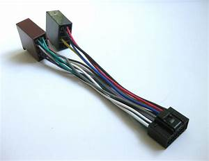 Kenwood 16pin Iso Wire Harness For Kdc