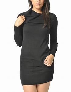 Black Long Sleeve Sweater Dress Plus - Long Sweater Jacket