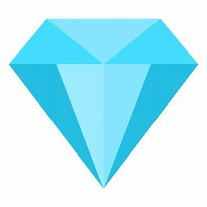 Diamond Flat Icon Precious Svg Transparent Gem