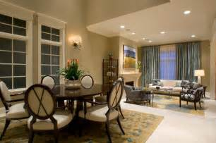 floor and decor plano decoracion interiores comedor y sala juntos