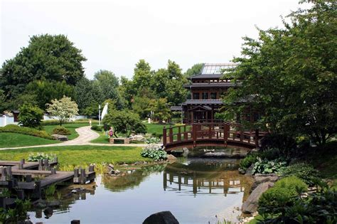 Japanischer Garten Leinefelde by Japanischer Garten Bad Langensalza Foto Bild