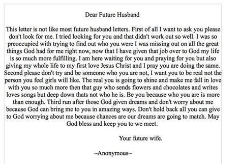 dear future husband letters best 20 dear future husband ideas on to my 50959
