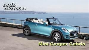 Novo Mini Cooper Cabrio Chega No Brasil