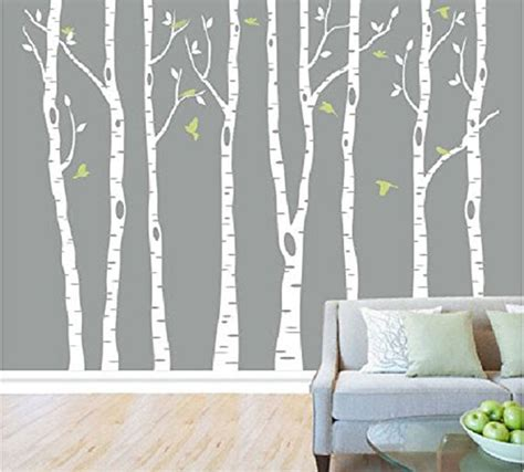 beautiful trees branches vinyl wall decals wall