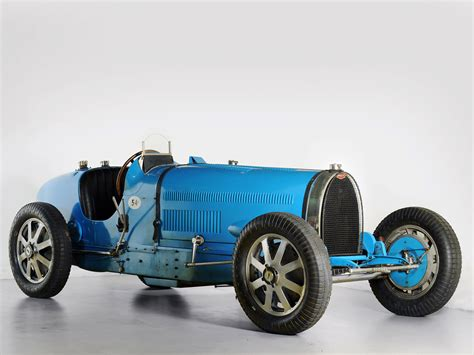 1931 Bugatti Type 54 Grand Prix Racing Car