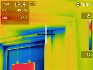 Infiltration Eau Toit : thermographie au service des infiltrations d 39 air et infiltration d 39 eau ~ Maxctalentgroup.com Avis de Voitures