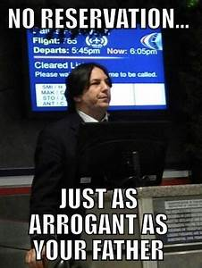 When snape worked for the airport | Harry Potter | Pinterest