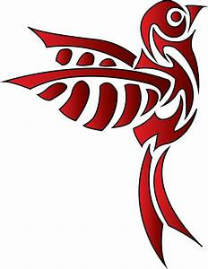 Tribal Bird Tattoo by B-Southern on DeviantArt