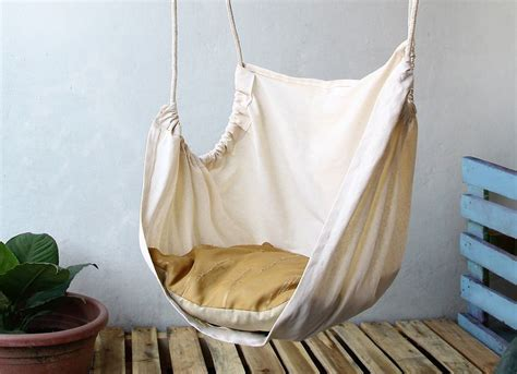 How To Make Your Own Hammock Chair by Make A Hammock Chair Bags Diy Hammock And Beans