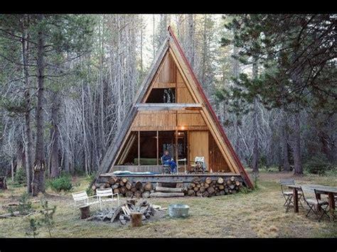 build   frame tiny house cabin youtube