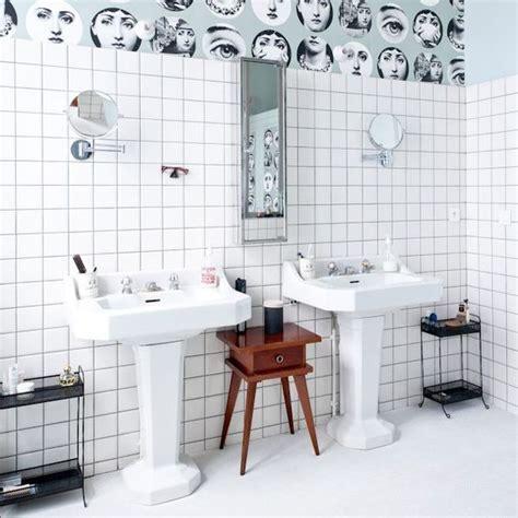 Deco Salle De Bain Vintage Salle De Bain D 233 Co Vintage Et R 233 Tro C 244 T 233 Maison