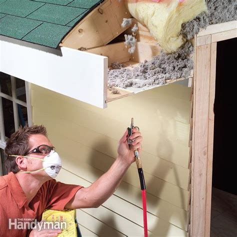 Bathroom Vent Soffit Vs Roof by How To Clean Soffit Vents The Family Handyman