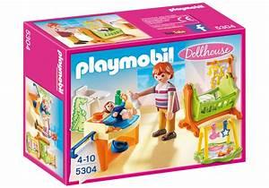 chambre de bebe 5304 playmobilr france With modele plan de maison 3 notice de montage playmobil 5303 maison traditionnelle