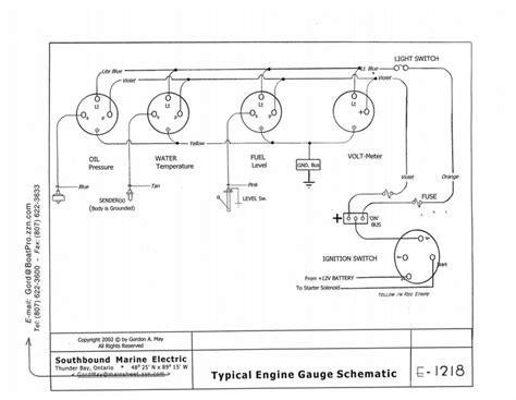 Engine Gauge Wiring Diagram See Also Testing