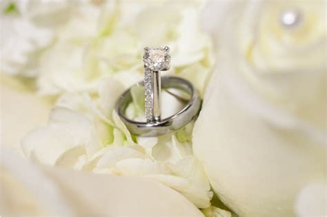 cool wedding ring  wedding rings  flowers